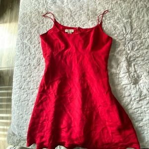 💄 Vintage Ann Taylor Little Red Dress 💄
